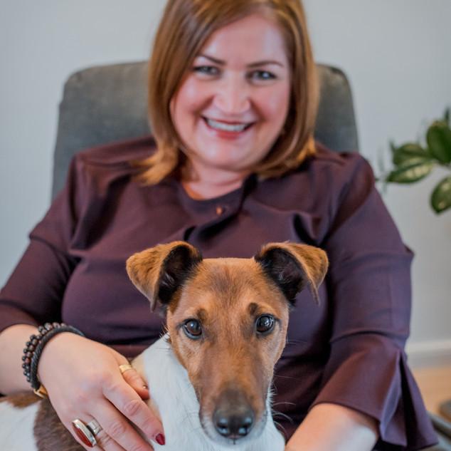 Psychologische Beratung, Therapiehund