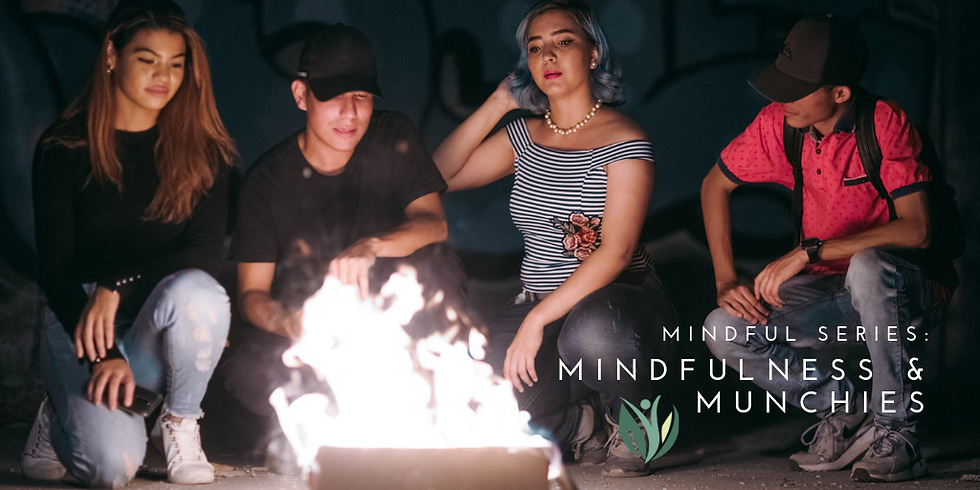 Mindfulness & Munchies for Teens