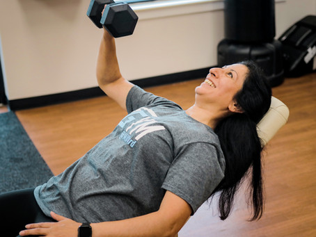Balancing it out with Functional Fitness