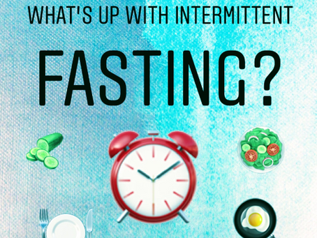 Fast or Feed.  What is Intermittent Fasting?