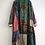 manteau molletonné basique manches longues /top coton et lin/col droit