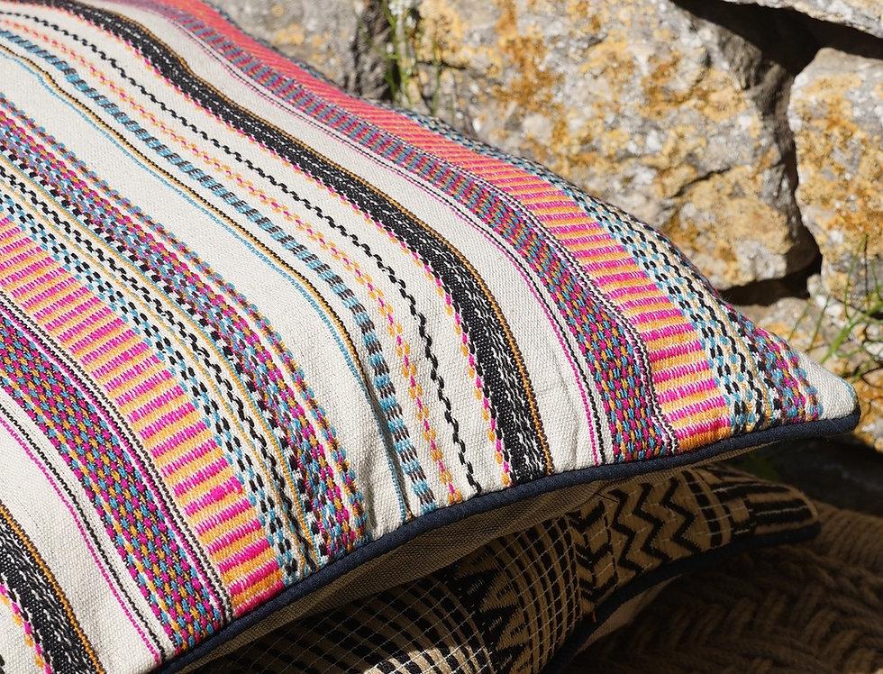 housses de coussin brodés/coussins inde/coussins indiens/coussins/coussins charpoy/Embroidered pillow cover/pillow cover