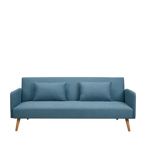 Canapé Vintage bleu