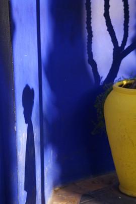 Le bleu majorelle