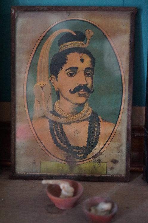 Portrait de Maharaja