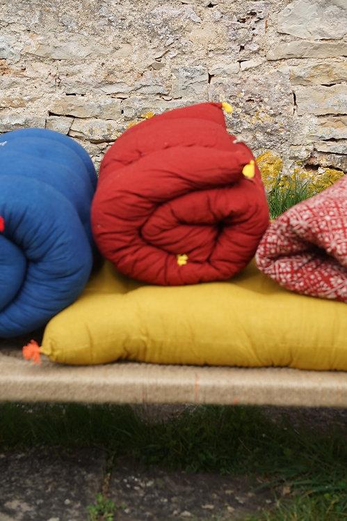 Matelas uni charpoy/160X65/souple ou ferme/matelas relaxation/matelas sieste