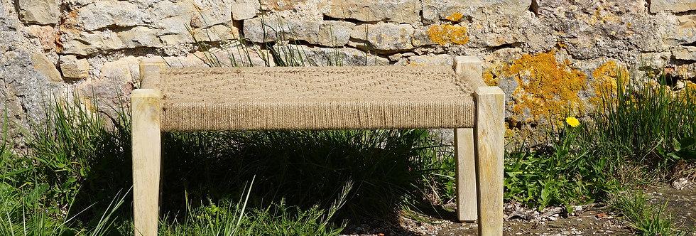 banc charpoy naturel/banc indien/charpoy couleur/charpoy bench/daybed/lit indien/banc tressé/lit tressé/Toulouse