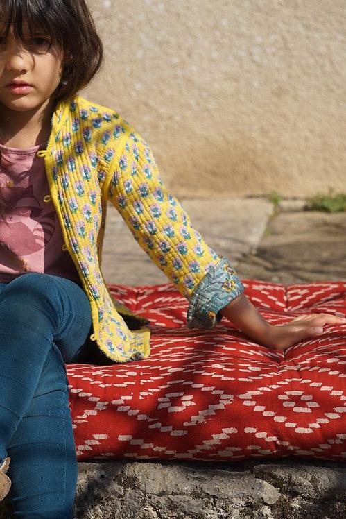 Matelas charpoy/matelas relaxation/matelas de sieste/matelas indiens/matelas souples/tapis méditation/matelas pour charpoy/