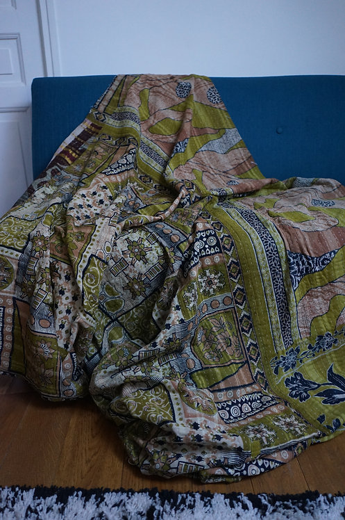 tissu vintage ancien/ plaid vintage inde/bouti inde vintage/tissus Figeac/ tissu Cahors/ tissu Toulouse/plaid ancien