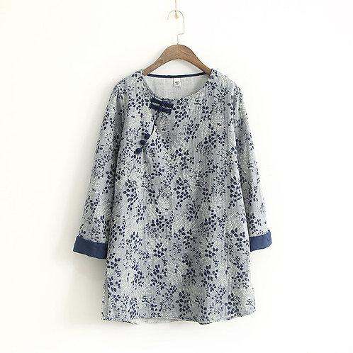 top laine peignée/top lin et coton/mode Figeac/boutique vêtement figeac/Cahors/Toulouse/Lot