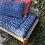 Thumbnail: Charpoy 180 x 75 cm, naturel, lit indien tressé corde, daybed, banquette