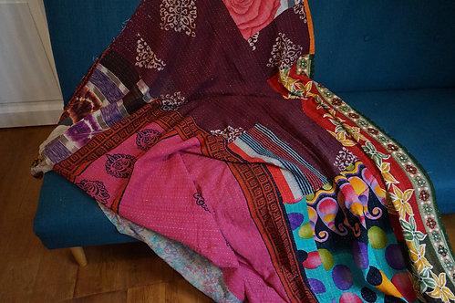 tissu vintage ancien/ tissu usé vintage inde/bouti inde vintage/tissus Figeac/ tissu Cahors/ tissu Toulouse/en fil d'indienne