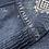 robe basique manches longues /top coton et lin/col droit