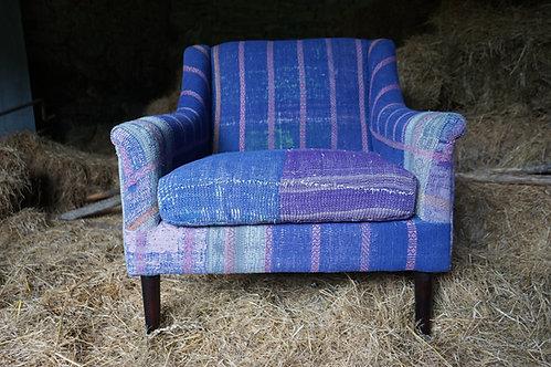 fauteuil/tissu/meuble/inde/brocantelab/siege/vintage/bordeaux/Figeac/Paris/montpellier/grenoble/