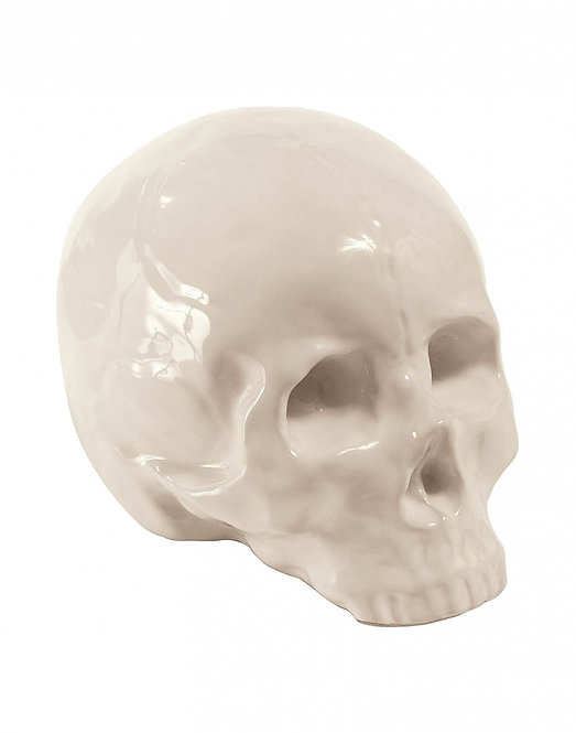 Memorabilia My Skull / Crâne en porcelaine - Seletti (Selab)