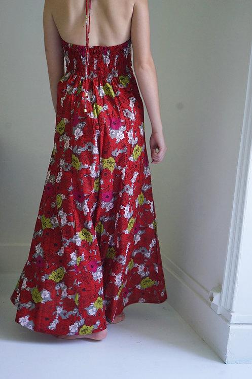 robe fluide et legere/pantalon lin/boutique mode figeac/tissus figeac/boutique vêtements figeac/mode Cahors