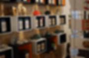 Vente de thé en vrac au caravan café, dégustation thé bio et equitable, la route des comptoirs