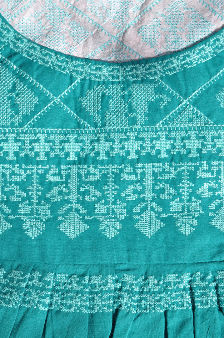La robe mexicaine