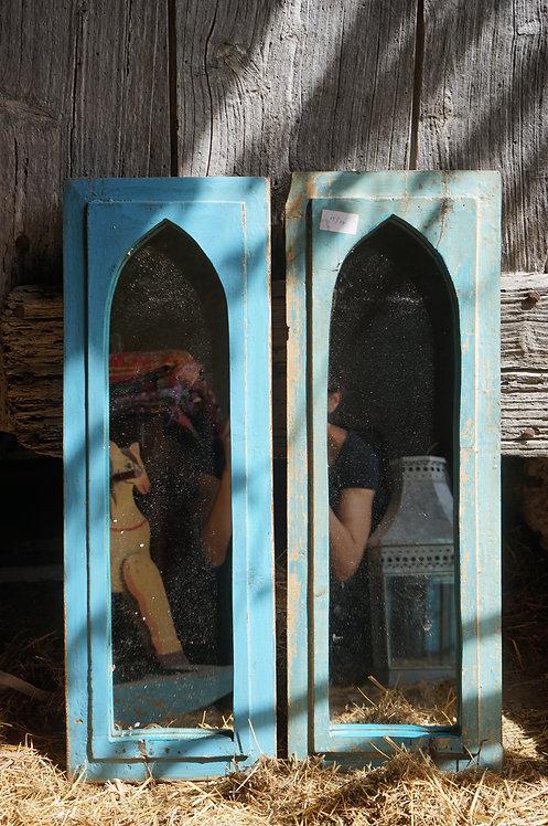 miroir oriental/miroir Inde/meuble Inde/miroir bois/miroir jamini/en fil d'indienne/meubles tikamoon/meubles figeac/brocante