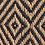 charpoy sheesham/charpoy/charpoy naturel et noir/lit indien naturel et noir/indian bed/indian daybed/black natural charpoy