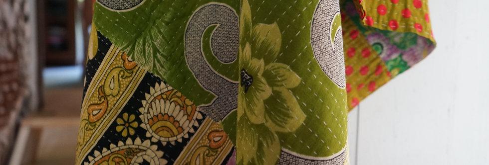 Plaid/vintage/bohème chic/couvre lit/caravane/collection/Paris/tissu/linge/maison/plaid/bedcover/bedspread/Toulouse/Arles