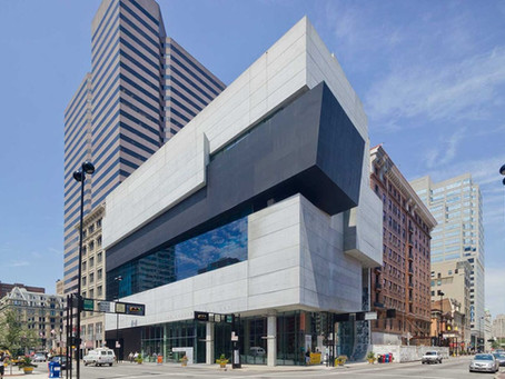 Fav Building Friday: Rosenthal Center for Contemporary Art