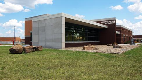 City of Terre Haute Maintenance Campus