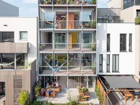 Evolving and Designing Homes for Multiple Generations