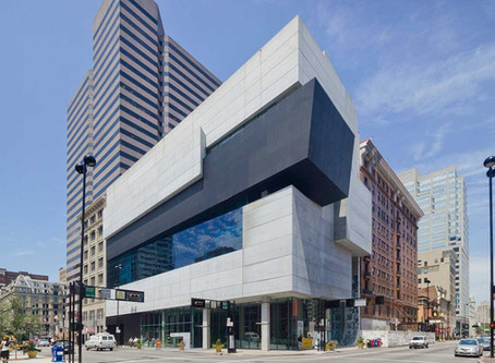 Fav Building Friday: Rosenthal Center for Contemporary Art