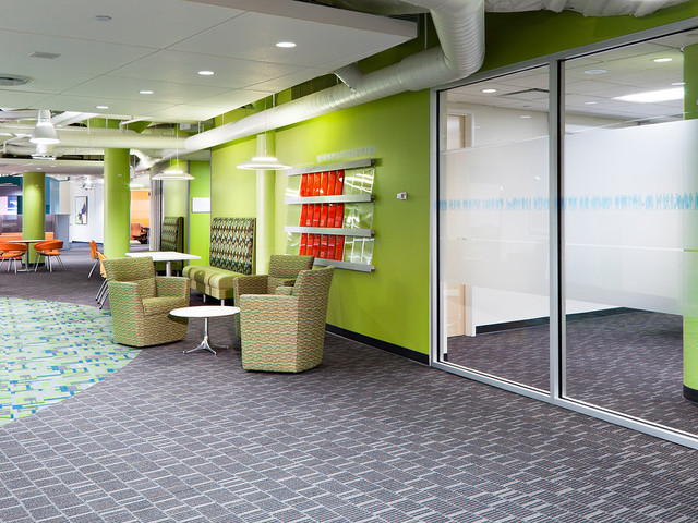Integrated Workplace Renovation