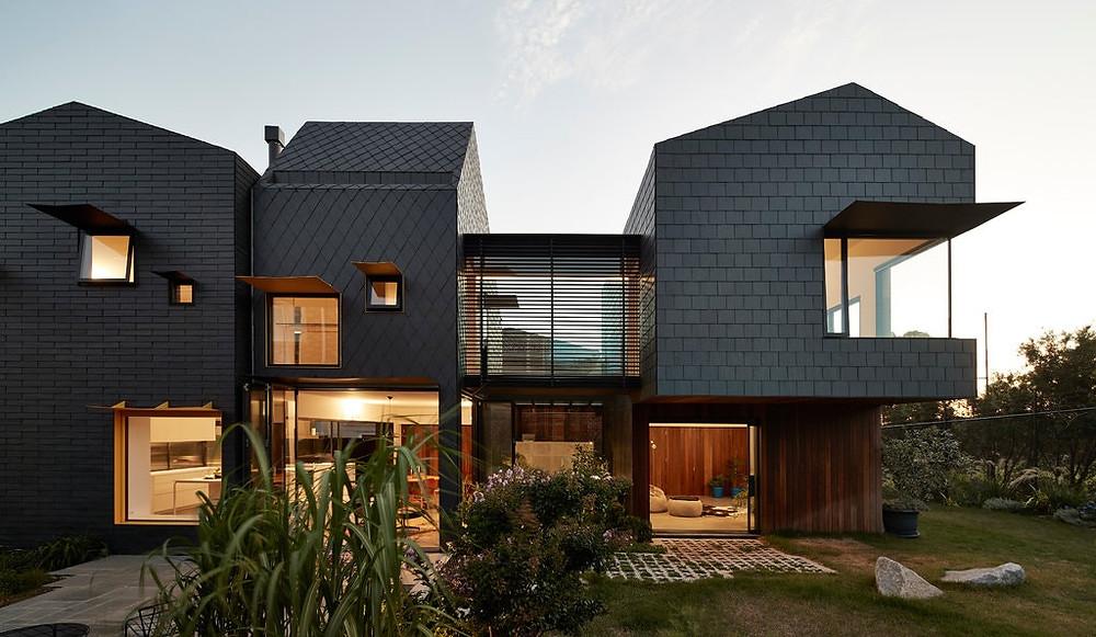 Granny Flat concept in Australia. Credit: Peter Bennetts