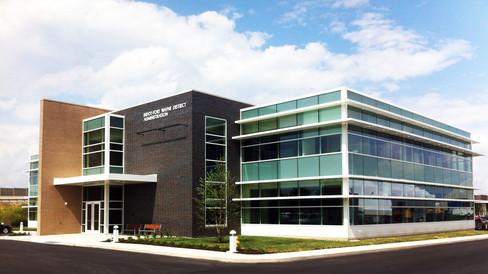 INDOT Fort Wayne Admin Building