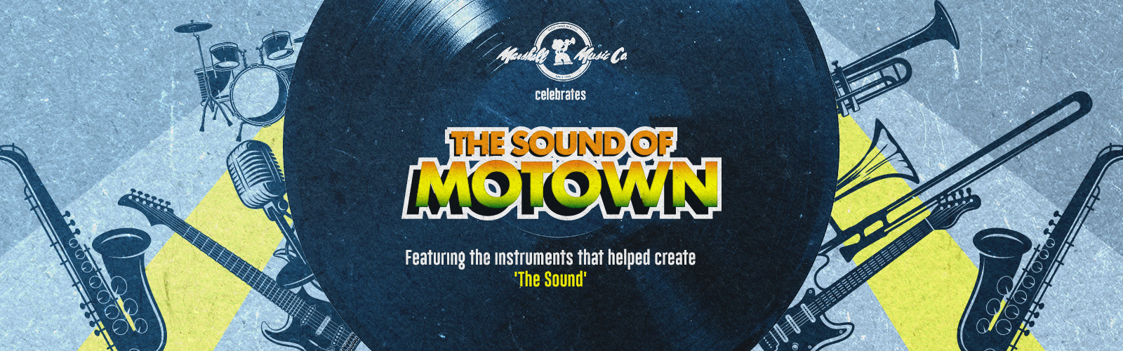The Sound of Motown Promo