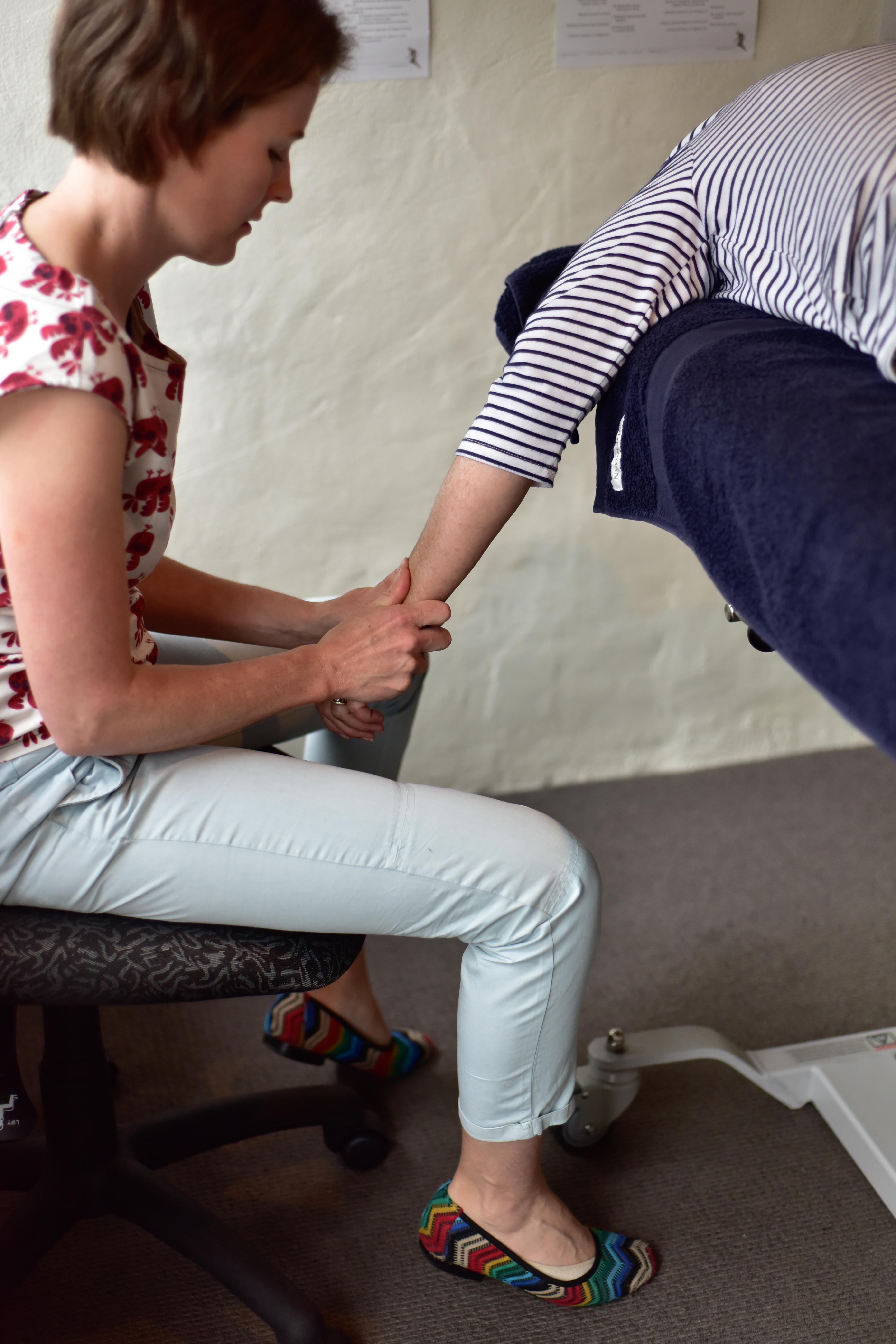 Wrist Articulation