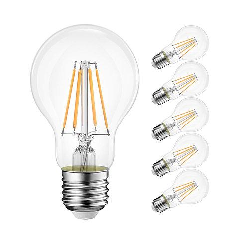 A 19 LED Filament Bulb