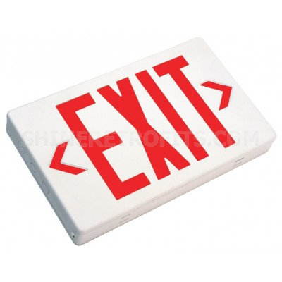 LED Exit Sign - Thermoplastic