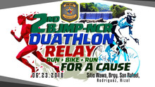 2nd BJMP-NCR Duathlon Relay