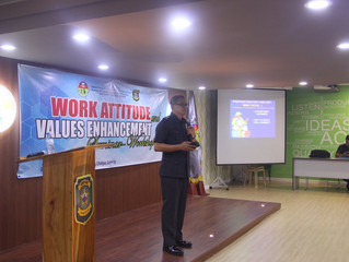 Work Attitude and Value Enhancement (Wave) Seminar