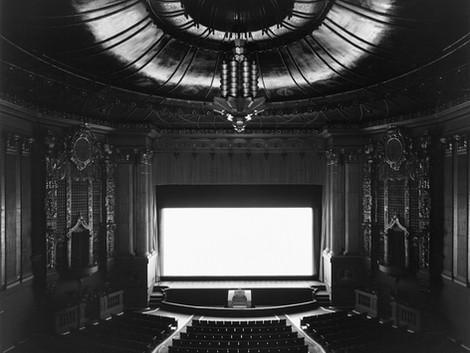 Hiroshi Sugimoto's Theatres