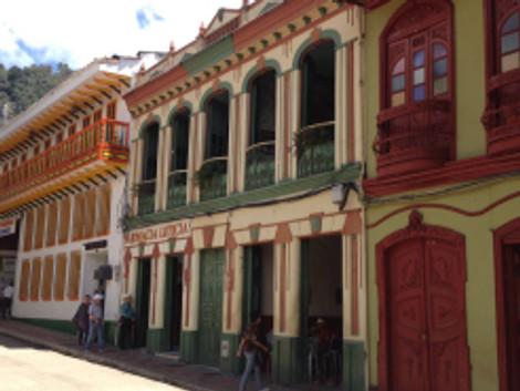 Jericó, Antioquia: Suprises within surpirses
