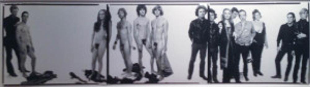 Richard Avedon Andy Warhol Factory Tang Museum