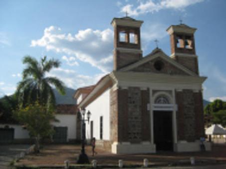 Santa Fe de Antioquia, October 2015