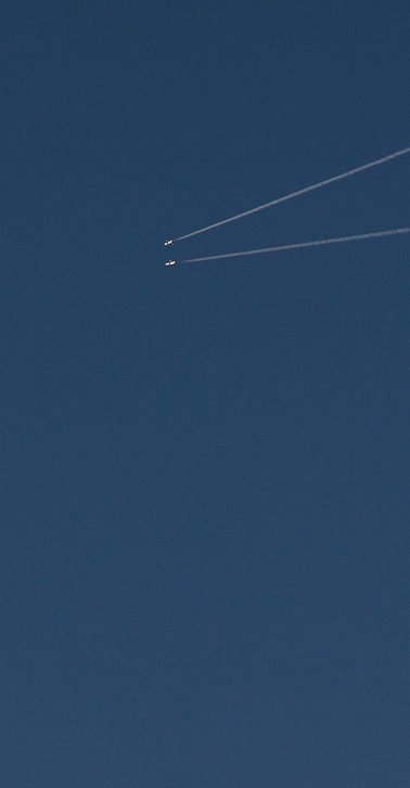 Untitled (Contrails)
