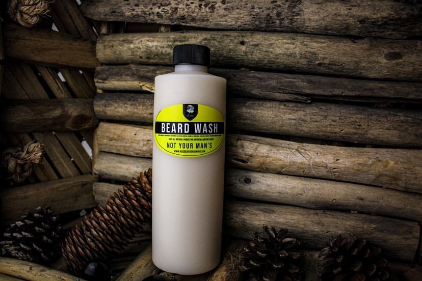 Not Your Man's Beard Wash