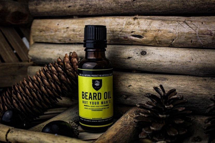 Not Your Man's Beard Oil