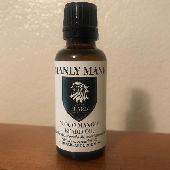 Coco Mango Beard Oil