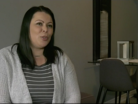 Toronto organization helps domestic abuse survivor build better life By Beth Macdonell