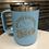 Thumbnail: Light Blue/Teal Coffee Mug