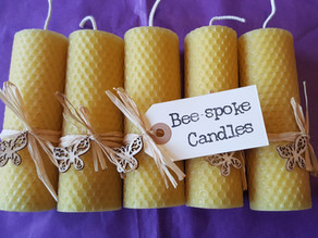 Rules for Burning Your Beeswax Candles