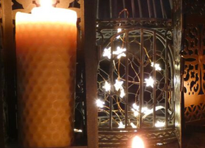 Bee-spoke Candles UK New Website Launched - where you can shop direct for English Beeswax Candles